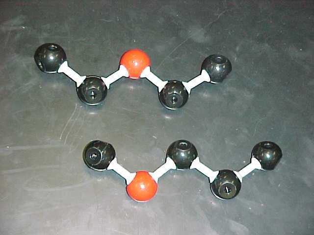 Acetone Lewis Structure. ether (the top structure)